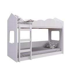 Beliche Montessoriano formato casinha CMP Branca
