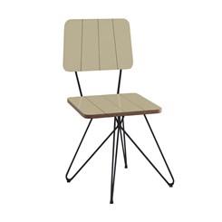 Cadeira Costela Base Butterfly - DAF - . Fendi