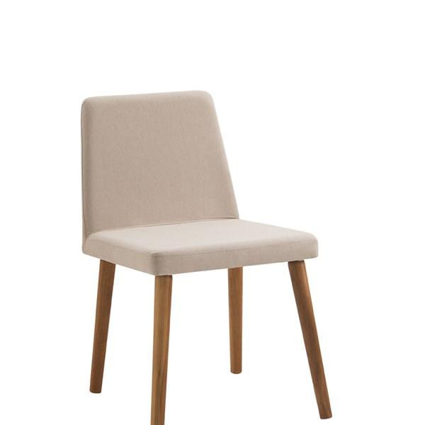 Cadeira Pri - DAF - Lona  Bege