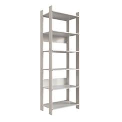 Closet CLA1001 com Prateleira Completa Móveis Off White