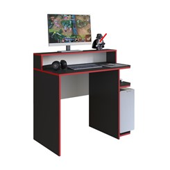 Escrivaninha Gamer Power - Art In - Preto