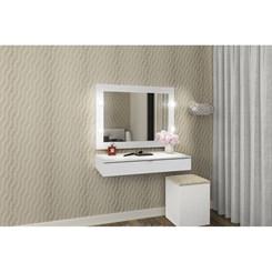 espelho Camamrim Pe2006 - Tecno Mobili - Branco
