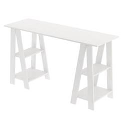 Mesa Escrivaninha Cavalete Bia Fellicci Branco
