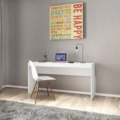 Mesa Escrivaninha ME401 - DJD - Branco