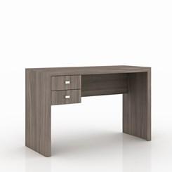 Mesa Para escritório 2 Gavetas Me4123 - Tecno Mobili - Carvalho