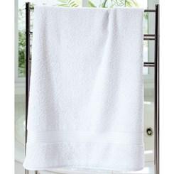 Toalha de banho felpuda Prisma Dohler Liso Branco